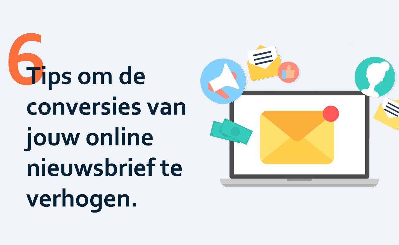Online nieuwsbrief tips